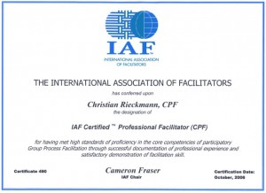 IAF Certification